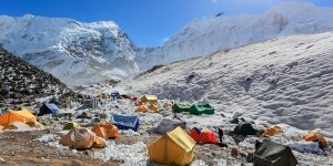 basecamp mounteverest Nepal
